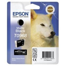 Tinta Epson T0968 Negro Mate