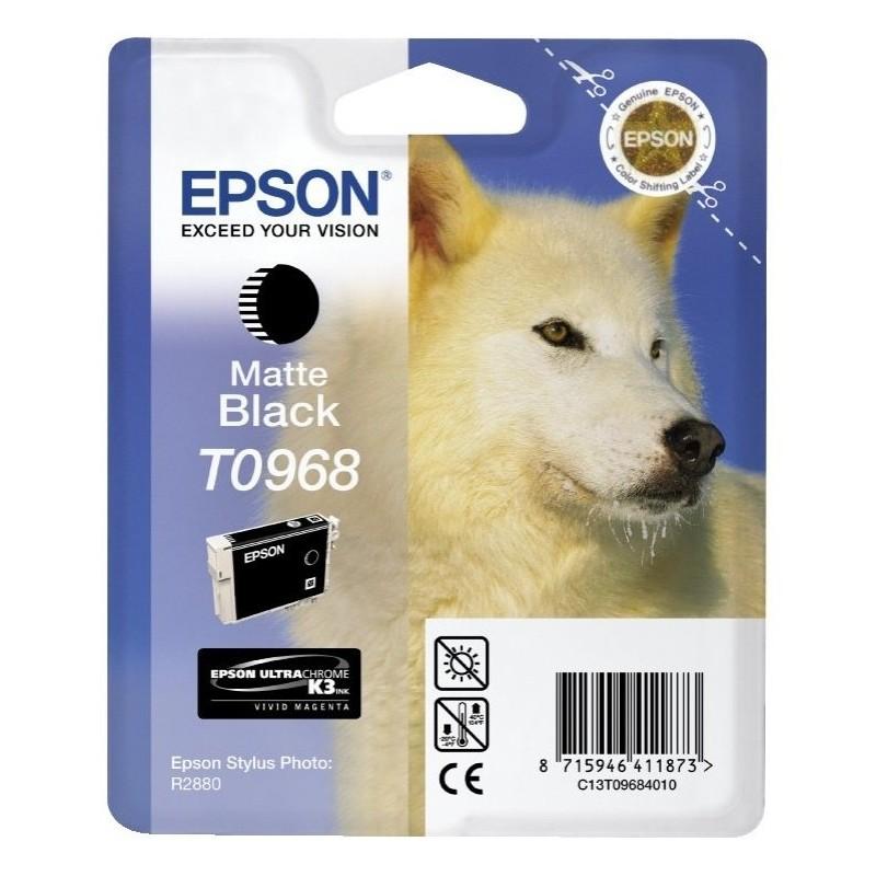 Epson T0968 Matte Black Ink
