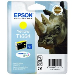 Tinta Epson T1004 Amarillo
