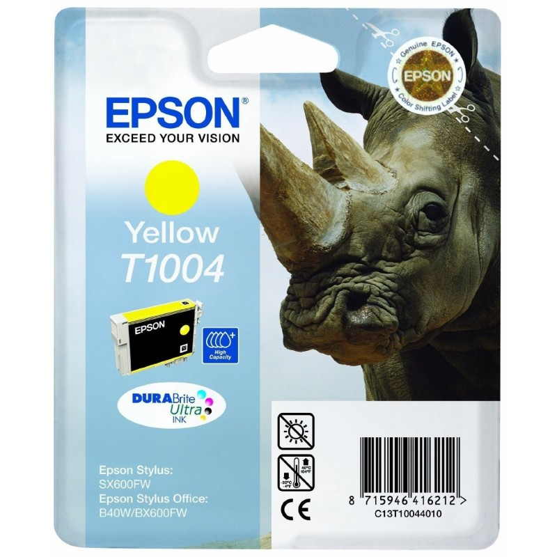Epson T1004 Ink Yellow