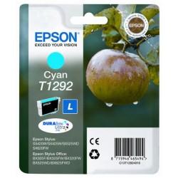 Tinta Epson T1292 Cian