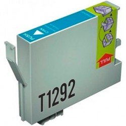 Compatible Epson T1292 Ink Cyan