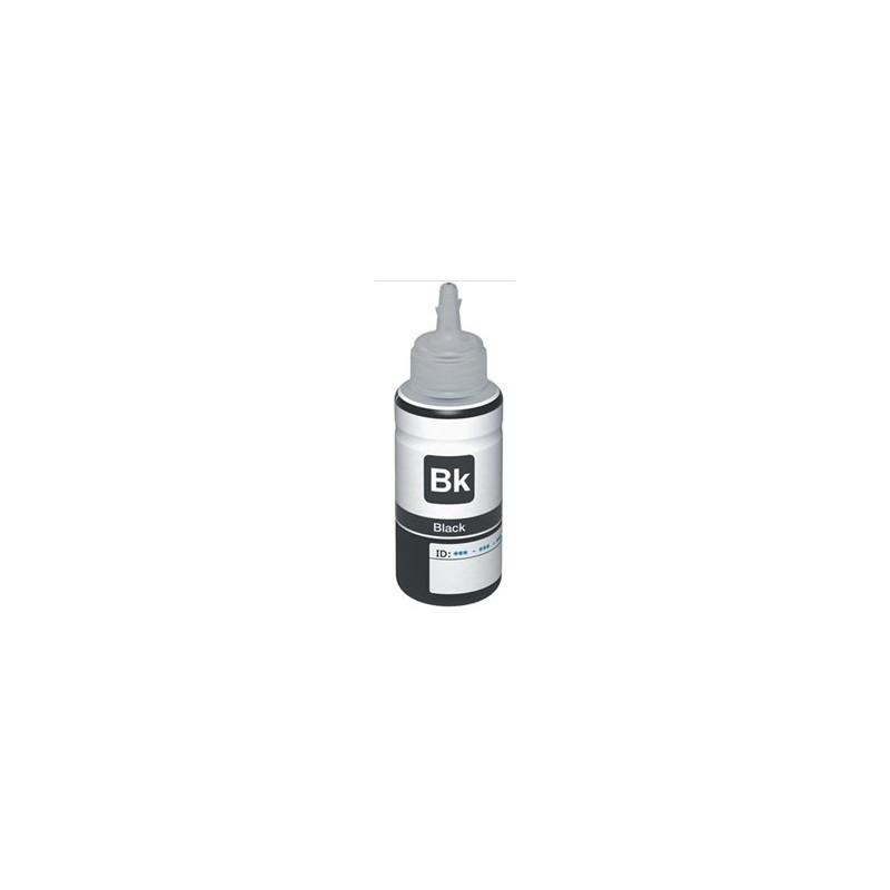 Tinta Compatible Epson T6641 Negro