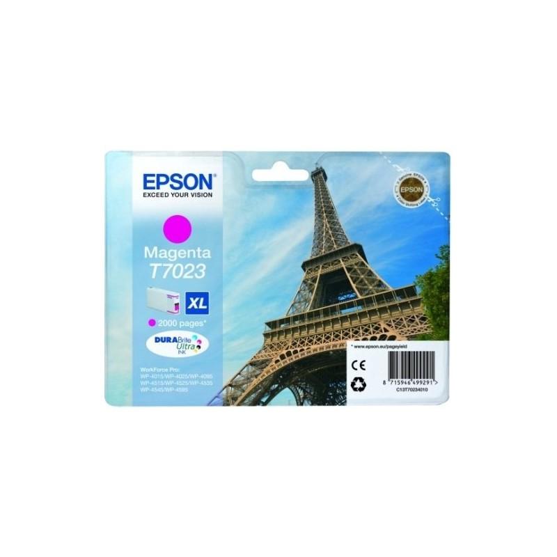 Epson T7023 Magenta Ink XL