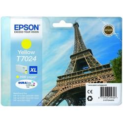 Tinta Epson T7024 XL Amarillo