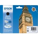 Tinta Epson T7031 Negro