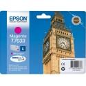 Tinta Epson T7033 Magenta