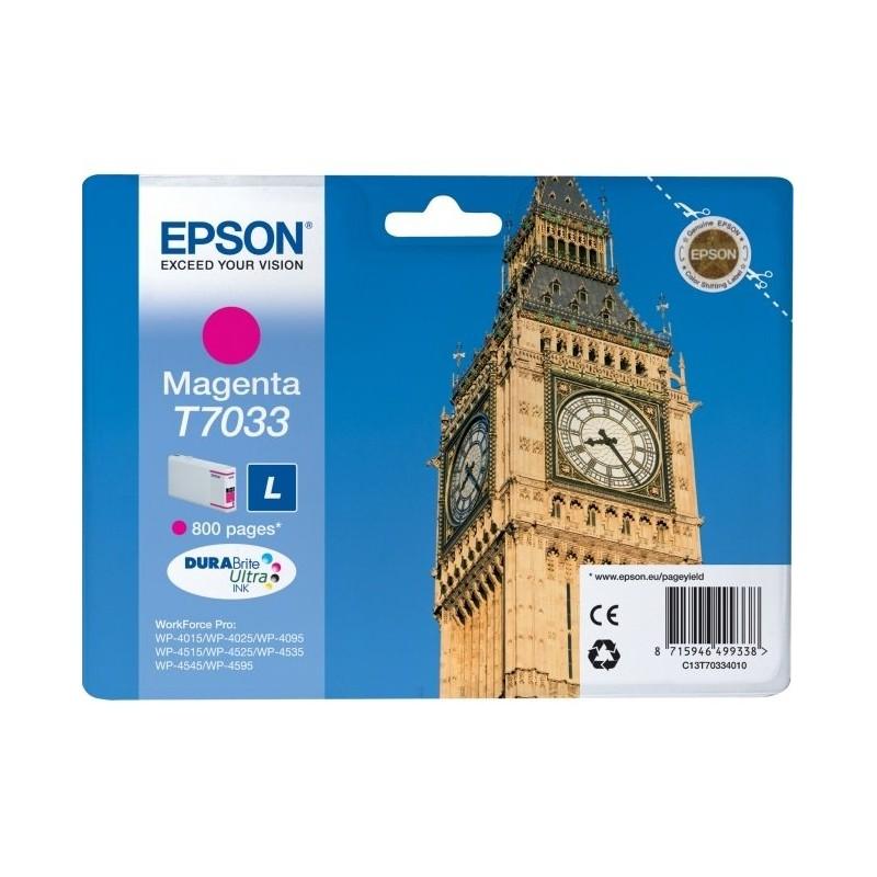 Epson T7033 Ink Magenta