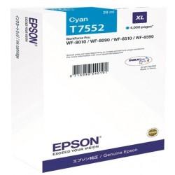 Tinta Epson T7552 Cian