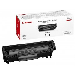 Tóner Canon 703 Negro