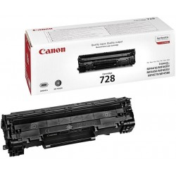 Tóner Canon 728 Negro