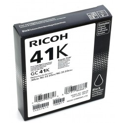 41K Black Ink Ricoh 405761