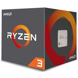 Procesador AMD Socket Am4 Ryzen3 1200 3,1Ghz