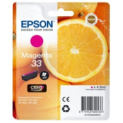 Tinta Epson 33 Magenta T3343