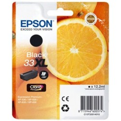 33XL Black Ink Epson T3351