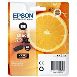 Tinta Epson 33XL Negro Foto T3361