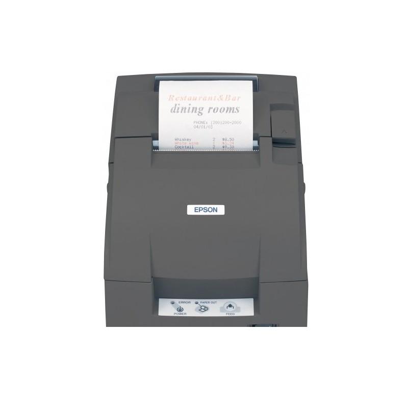 Impresora de Tickets Epson TM-U220B RED+CORTE