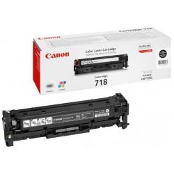 Tóner Canon 718 Negro