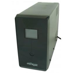 SAI UPS de 1200VA Energenie con LCD