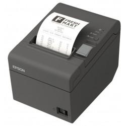 Impresora de Tickets Epson TM-T20II NEGRO (USB + ETHERNET)