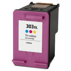 Tinta Compatible HP 303XL Color T6N03AE