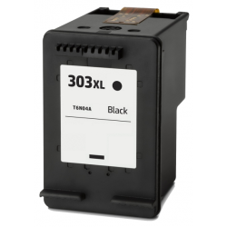 Tinta Compatible HP 303XL Negro T6N04AE
