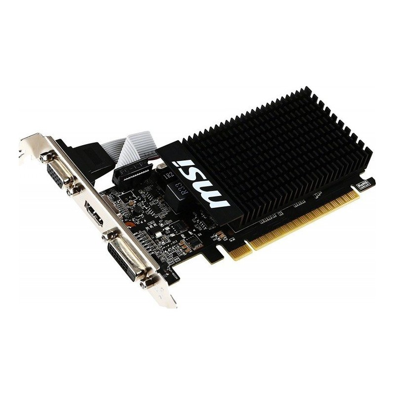 Gráfica Msi Geforce GT710 2GD3H LP