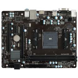 Socket FM2 Motherboard Msi A68HM-E33 + V2