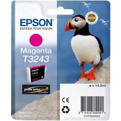 Tinta Epson T3243 Magenta