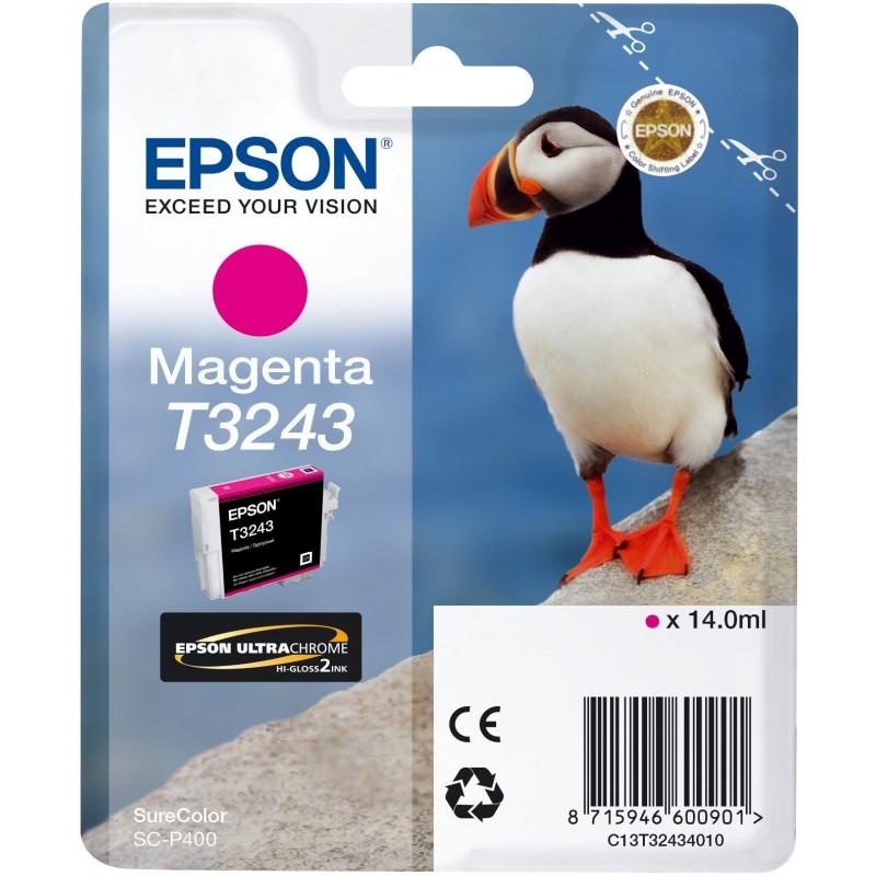Epson T3243 Ink Magenta