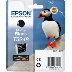 Tinta Epson T3248 Negro Mate