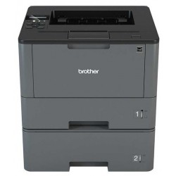 Impresora Láser Negro Brother HL-L5200DWLT