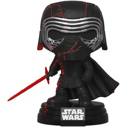 Figura Funko Pop! Star Wars Kylo Ren Líder Supremo con Luz y Sonido