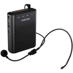 Amplificador portátil USB/microSD/MP3 Fonestar