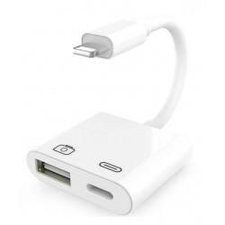 Adaptador Lightning - USB
