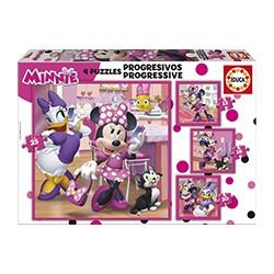 Puzzle EDUCA BORRAS Minnie...
