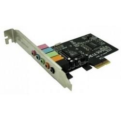 Tarjeta de Sonido PCIe 5.1...
