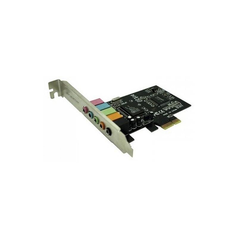 Tarjeta de Sonido PCIe 5.1 Approx