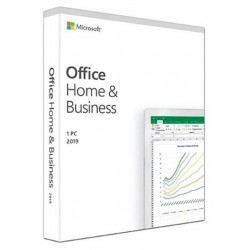 Microsoft Office 2019 Home & Business Licencia Electrónica OEM