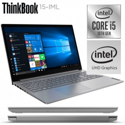 "Portátil Lenovo ThinkBook 15ILL-1035G1 (Core i5 1035G1 / 8GB / 256GB SSD / 15,6"" FHD / W10P)"