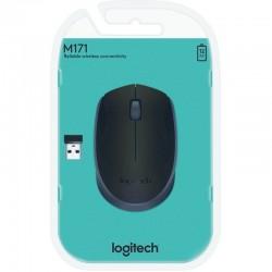 Ratón Wireless Logitech M171 Negro