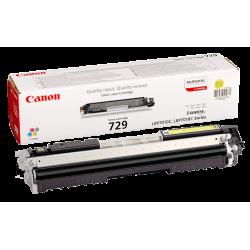 Tóner Canon 729 Amarillo