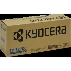 Tóner Kyocera TK-5270C Cian
