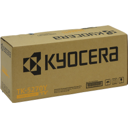 Tóner Kyocera TK-5270Y Amarillo