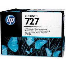 Cabezal de Impresión HP 727 Negro/Cian/Magenta/Amarillo