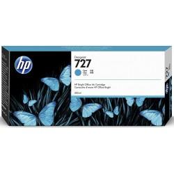 HP CARTUCHO F9J76A CIAN Nº 727