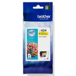 Brother LC-424Y cartucho de...