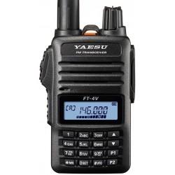 Emisora Portátil Yaesu VHF FT-4V 144-146 Mhz Receptor FM