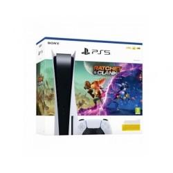 PS5 Consola Blanca +...