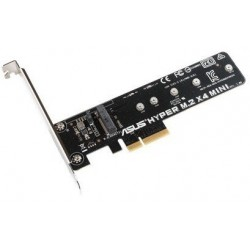 Tarjeta Interface PCIe Asus Hyper M.2 X4 Mini